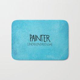 Painter Bath Mat