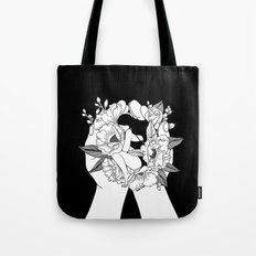Natural Woman Tote Bag