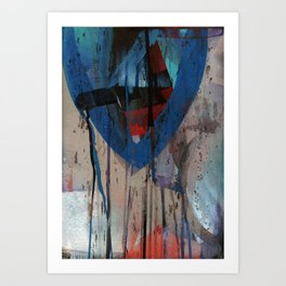 raven arrhythmias Art Print