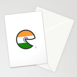 India Smile Stationery Cards