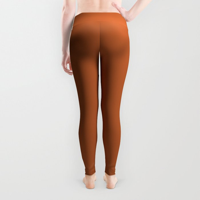 Copper #B2592D Leggings