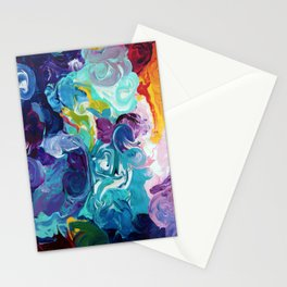 In Color Stationery Cards