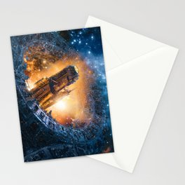 The Voyage Begins Stationery Cards