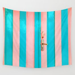 Beautiful Mundane 03 - The Fancy Door Wall Tapestry