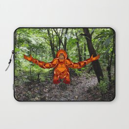 Orangutan Knot Laptop Sleeve
