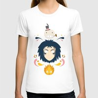 howl T-shirts featuring Howl by Ashley Hay