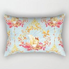 Autumn leaves #34 Rectangular Pillow