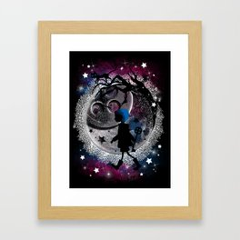 Time is Running Out Framed Art Print