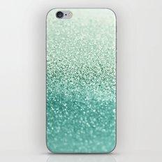 SEAFOAM iPhone & iPod Skin