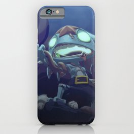 Zombie Fizz iPhone Case