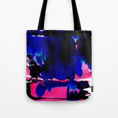 Waterfall Blue Tote Bag