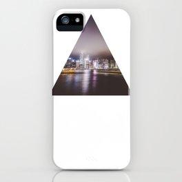 Night city 5 iPhone Case