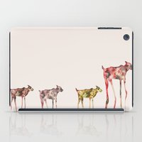 family iPad Cases featuring family by Okti