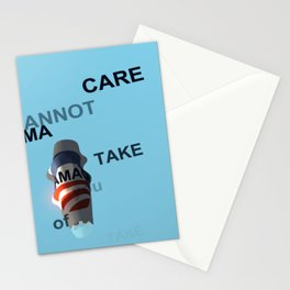 Fly: Cannot Stationery Cards