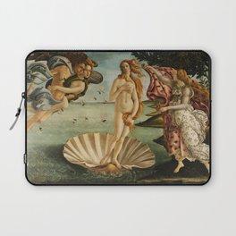 Birth Of Venus Sandro Botticelli Nascita di Venere Laptop Sleeve