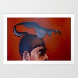 The Nature of Eric Art Print