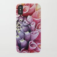 mexican iPhone & iPod Cases featuring Mexican Verano by Sophiamonique