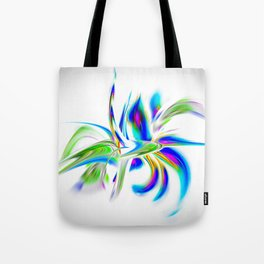 Abstract perfection - Flower Magical Tote Bag