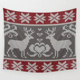 Ugly knitted Sweater Wall Tapestry