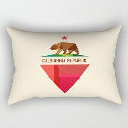 California 2 (rectangular version) Rectangular Pillow