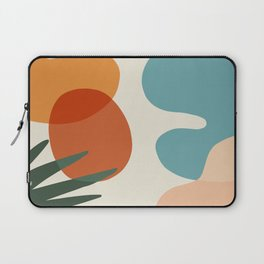 Abstract Art Beautiful summer pallette color Laptop Sleeve