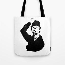 Tip My Hat Tote Bag