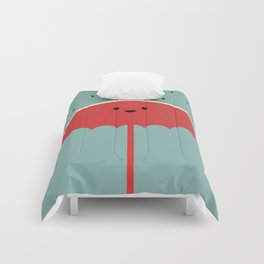 Watermelon Umbrella Comforters
