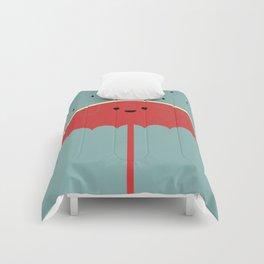 Watermelon Umbrella Comforters