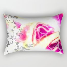 Efflorescence [1] Rectangular Pillow