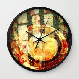 Mayan series 3 Wall Clock