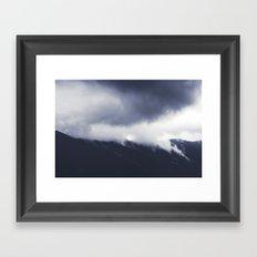 silence beckons 04 Framed Art Print