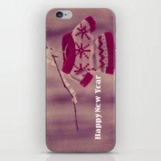 Happy New Year preparation;) iPhone & iPod Skin