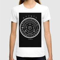 """occult T-shirts featuring Everette Hartsoe's Occult 13 """"SPIRITBOARD"""" by House of Hartsoe"""