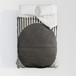 Abstract Modern  Comforters
