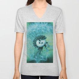 Dream flower Unisex V-Neck