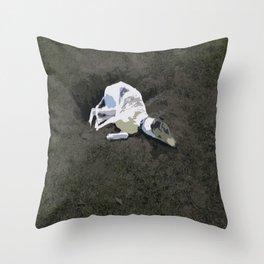 RowdyDog Throw Pillow