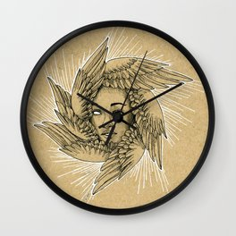 Seraphim Wall Clock