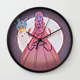 Moondragon Wall Clock