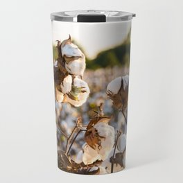 Cotton Field 19 Travel Mug