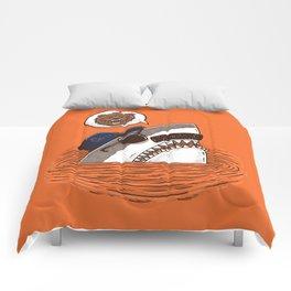 Da Chicago Shark Comforters