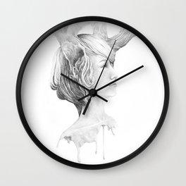 Sweet memories Wall Clock