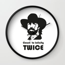 Chuck Memes Norris, Ranger Wall Clock