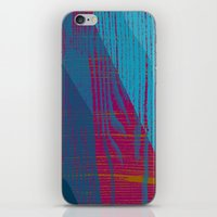 reassurance iPhone & iPod Skins featuring Feel the texture III by Magdalena Hristova