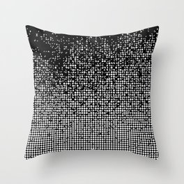 Gradation Throw Pillow