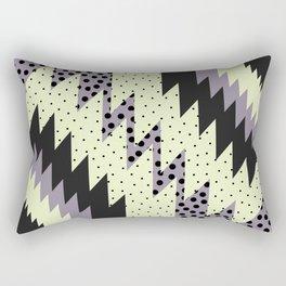 Ethnic fun with dots Rectangular Pillow
