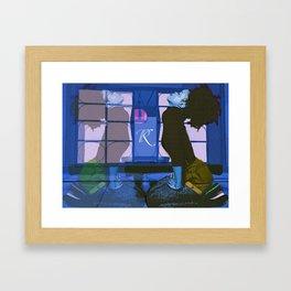 I Beseech the Framed Art Print