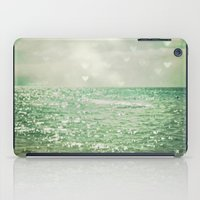 water iPad Cases featuring Sea of Happiness by Olivia Joy StClaire