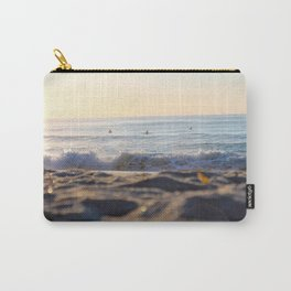 Surfers in the Morning Light Carry-All Pouch