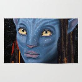 Avatar Eyes Rug