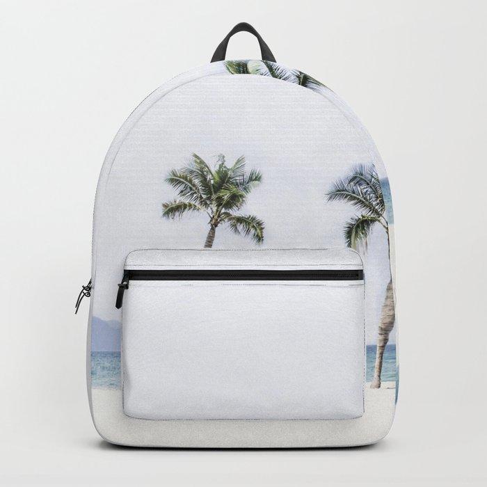 Palm trees 6 Rucksack